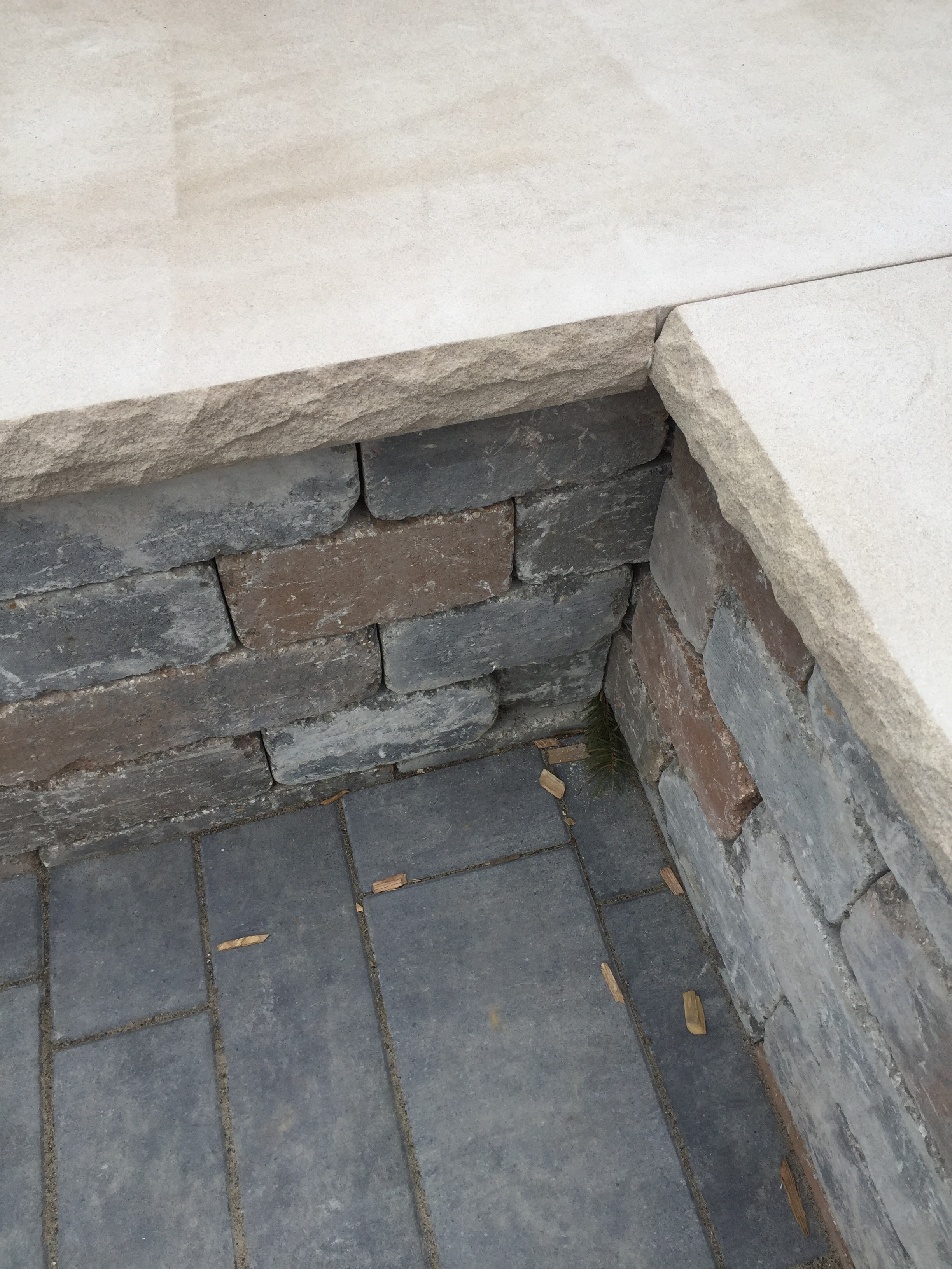 Unilock Brussels Block Dimensional Stone