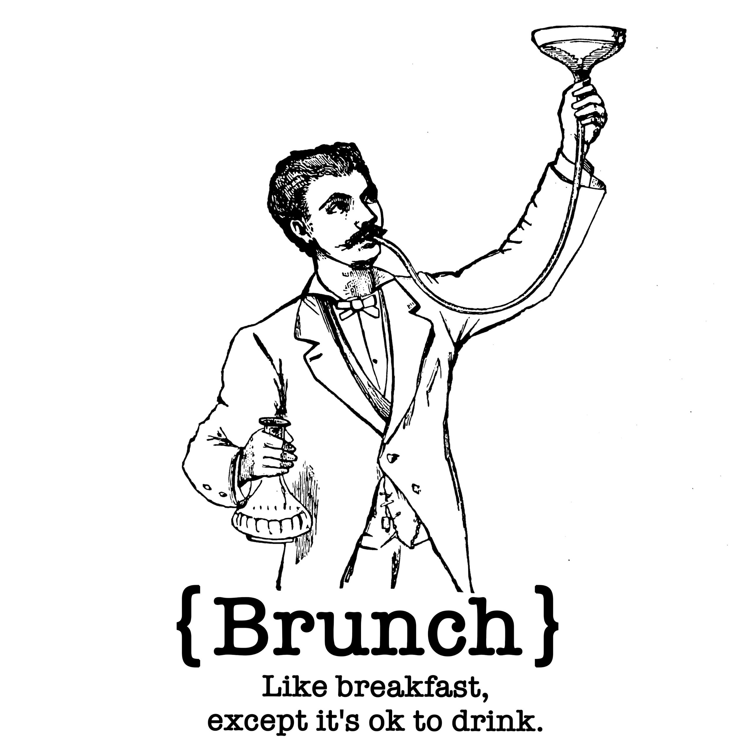 every saturday 11am to 2pm - what's better than prosecco with your breakfast? bottomless prosecco with brunch! every saturday join us for our infamous bottomless brunch ABLY SOUND-TRACKED by the lovely dj oliver sudden. advanced booking is essential.