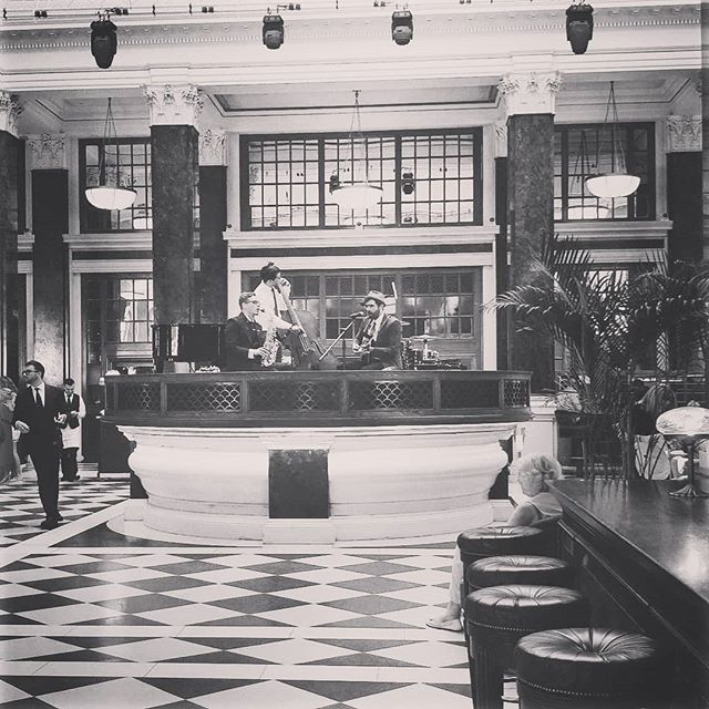 Sunday afternoon jazz/ 4pm-6pm - join us every sunday for the sweet sounds of palace avenue trio playing 1920's - 40's hot jazz, swing & blues