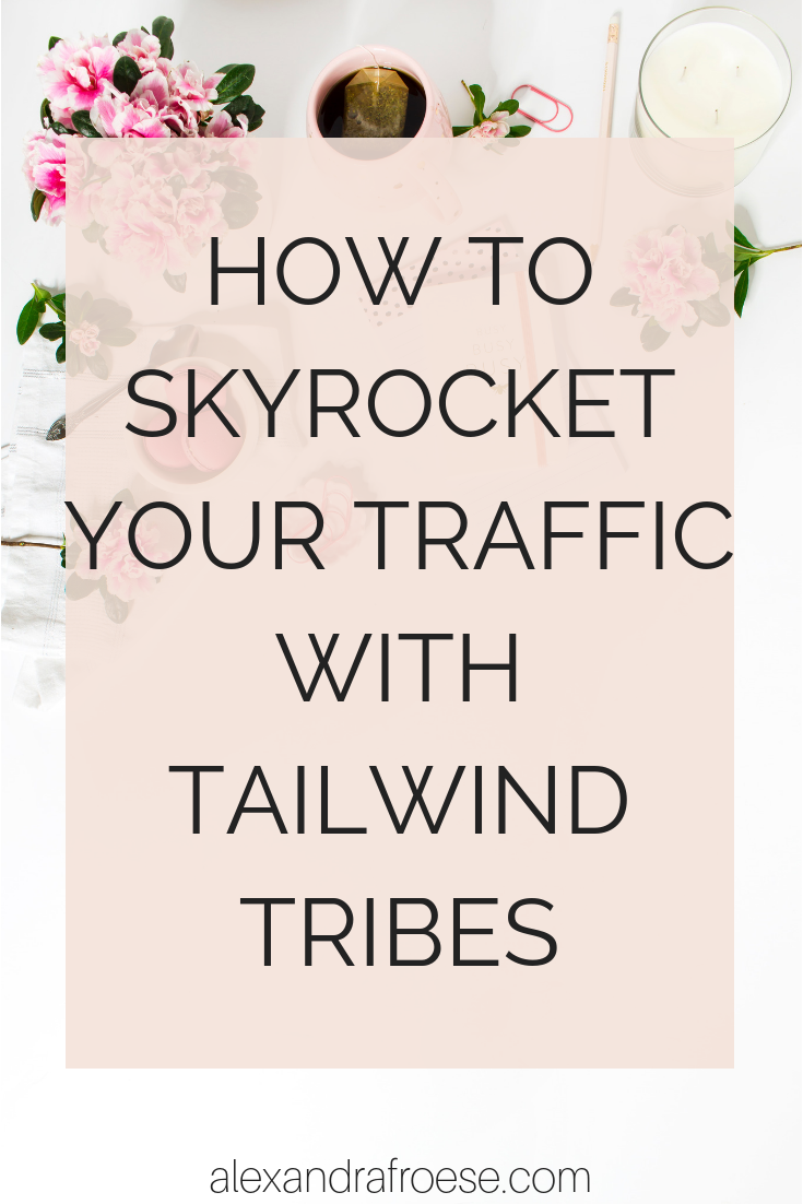 Want to know the secret behind my success on Pinterest? It's Tailwind Tribes!  Imagine having a community of other entrepreneurs and business owners who are ready to help you promote your content - it's like having a personal marketing team. Check out this post to figure out how to navigate through the world of Tribes.