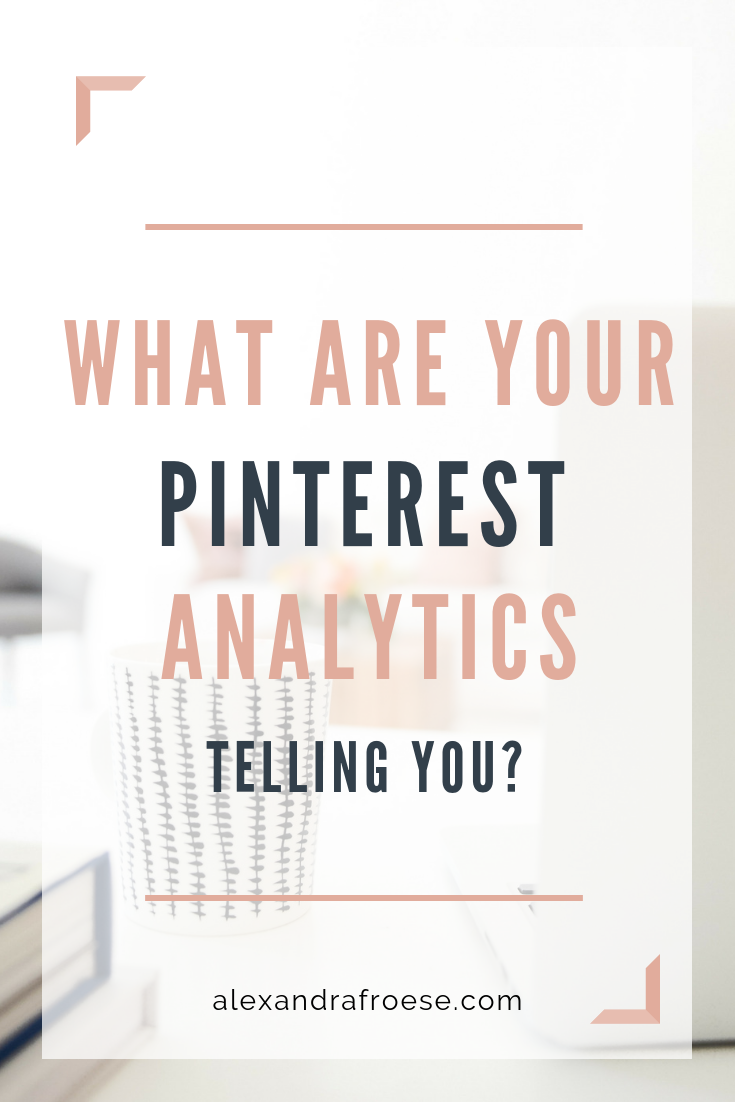 """Whether you're a numbers person or not, Pinterest's Analytics dashboard can help you plan your content, develop a marketing strategy, and analyze your audience. If you're not seeing the results you want in a month, relax. It often takes Pinterest at least 3 months to """"catch up"""" to any changes you're making. Keep checking your numbers, evaluating your strategies, and trying new things! #Pinterest #Marketing #Analytics #Strategy"""