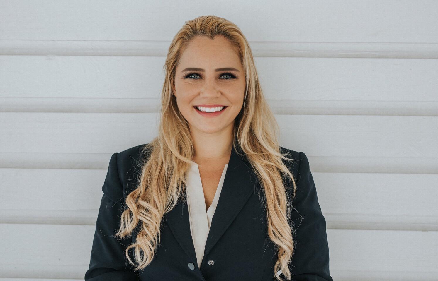 Jaclyn Corley, Founder -