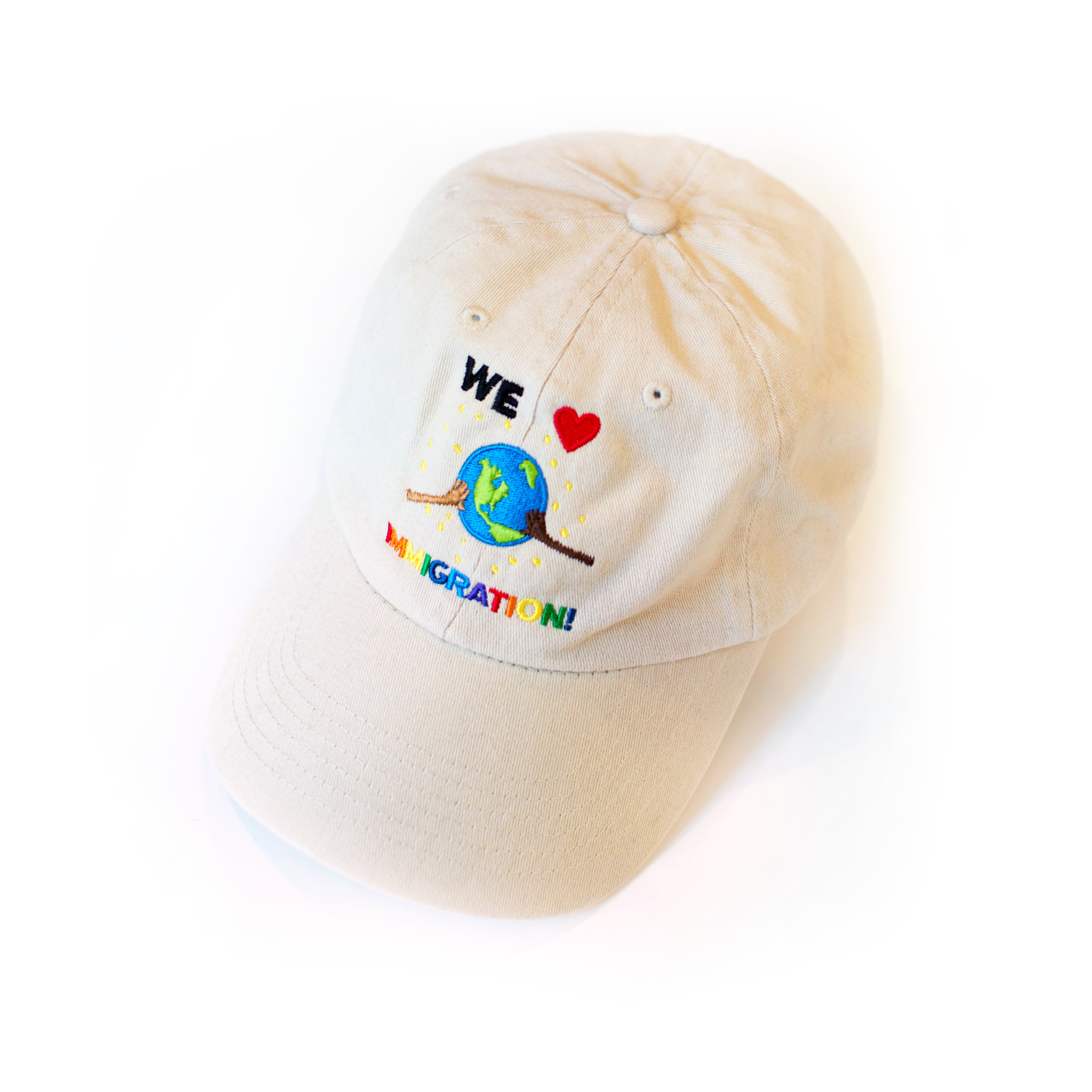 2018: College Success Academy   6th grade students in East Boston designed hats to encourage inclusivity and show support for the large immigrant population in their community.