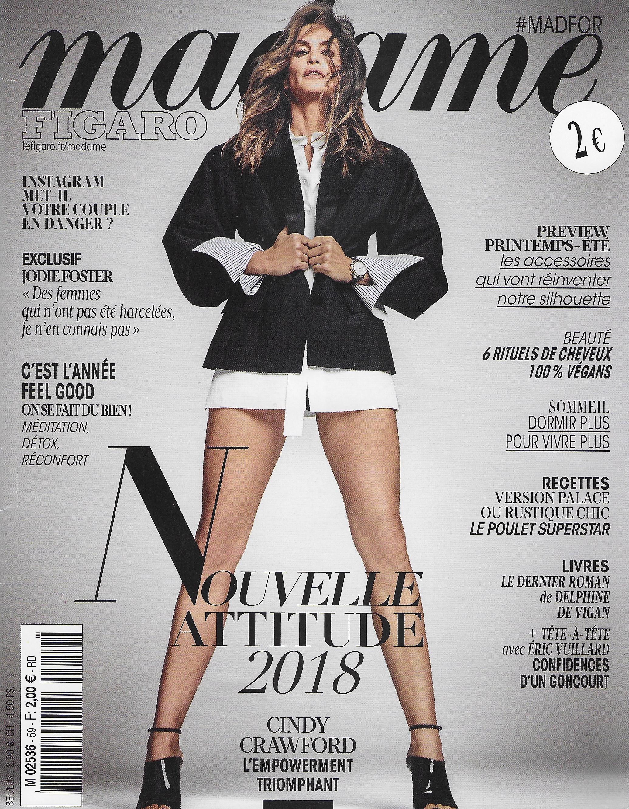 Madame Figaro _ JAnvier 2018 - Couv .jpeg