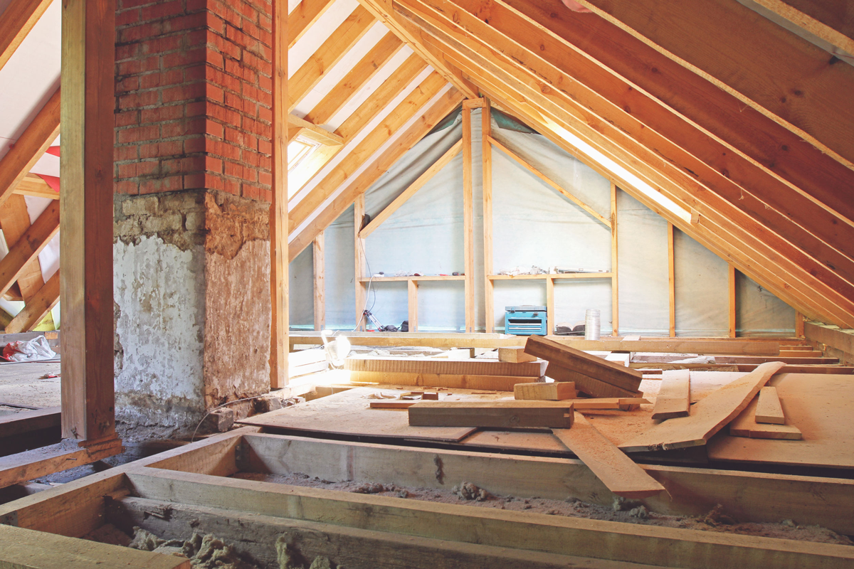 A Hot Attic Can Damage Your Roof, Raise Your Energy Bills, and Create Condensation Problems.