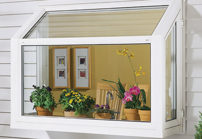 Garden Windows are a Great Way to Bring a Garden Inside your Home.
