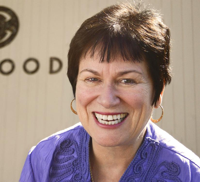 Liz Cawood, Steering Committee   President, CAWOOD