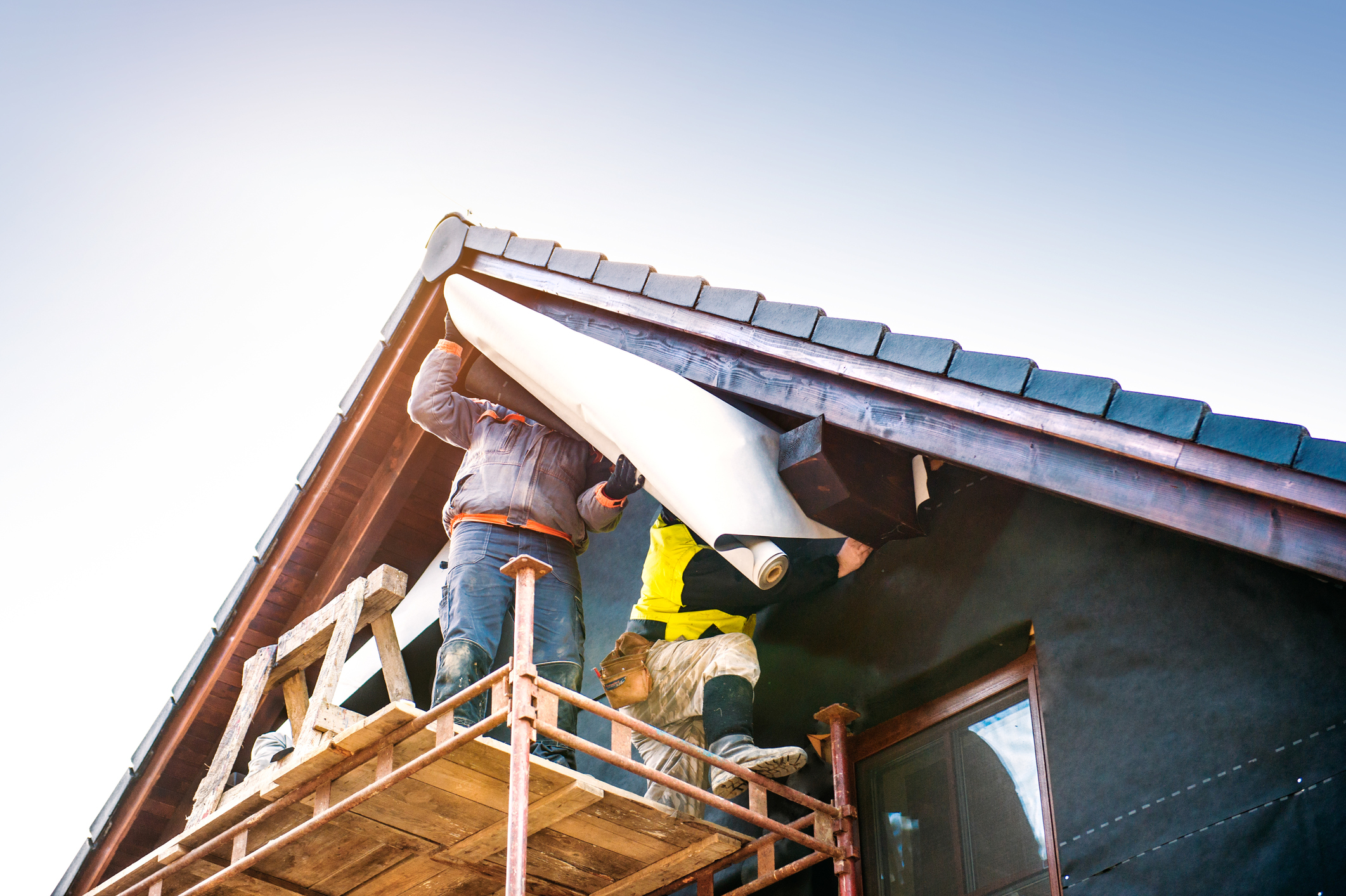 Step Four: Work    Your project will be completed by our skilled, trained technicians. We work with sustainable materials, use sound construction practices, and treat your home with respect while we are there.