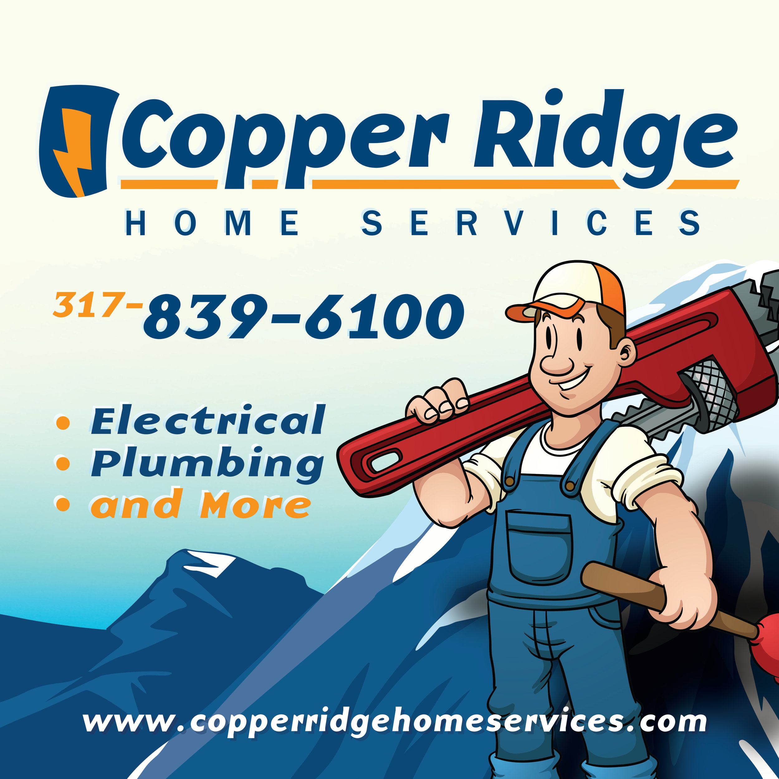 be handy by using yours to dial copper ridge home services when you need work done! - Click link below.