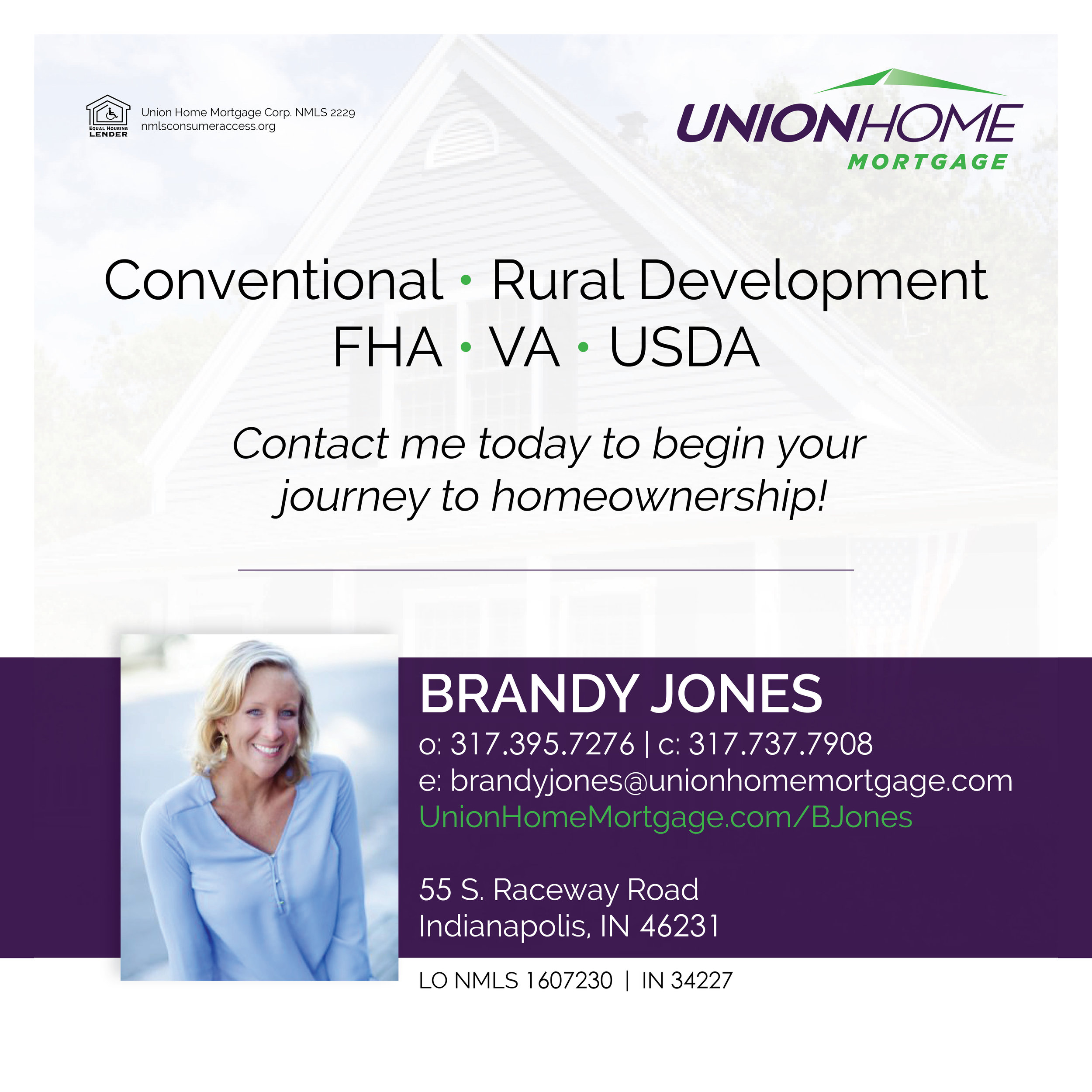 U into homes? - union home. mortgage (w/ brandy) - Click link below.