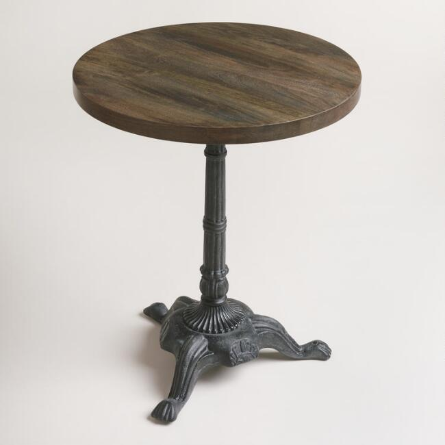 French Bistro Table
