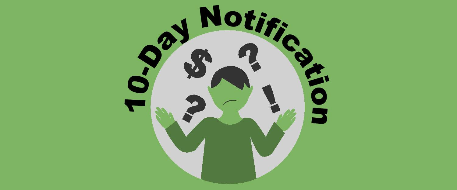 10 Day Notification Header Image