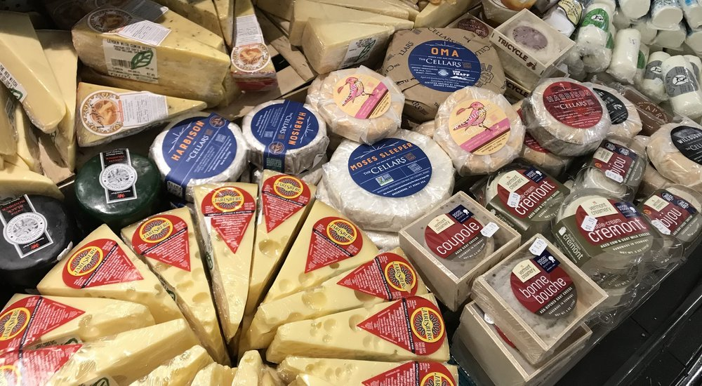Russo's offers the world's finest cheeses and selections of specialty meats from around the world. We offer olives, olive oil and a variety of items to enhance your meals (and your life)!