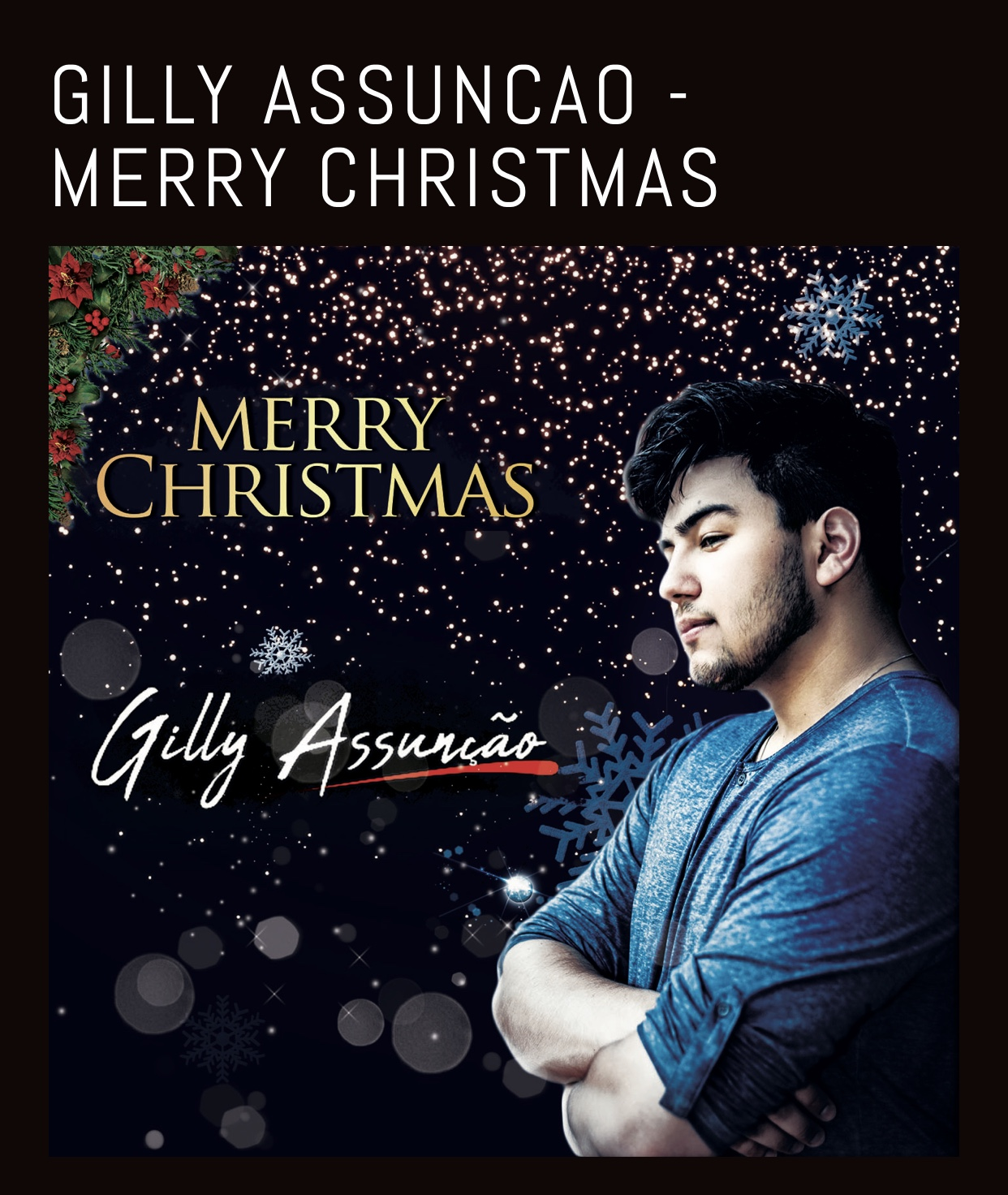 Gilly's Christmas album is available online and at Russo's!