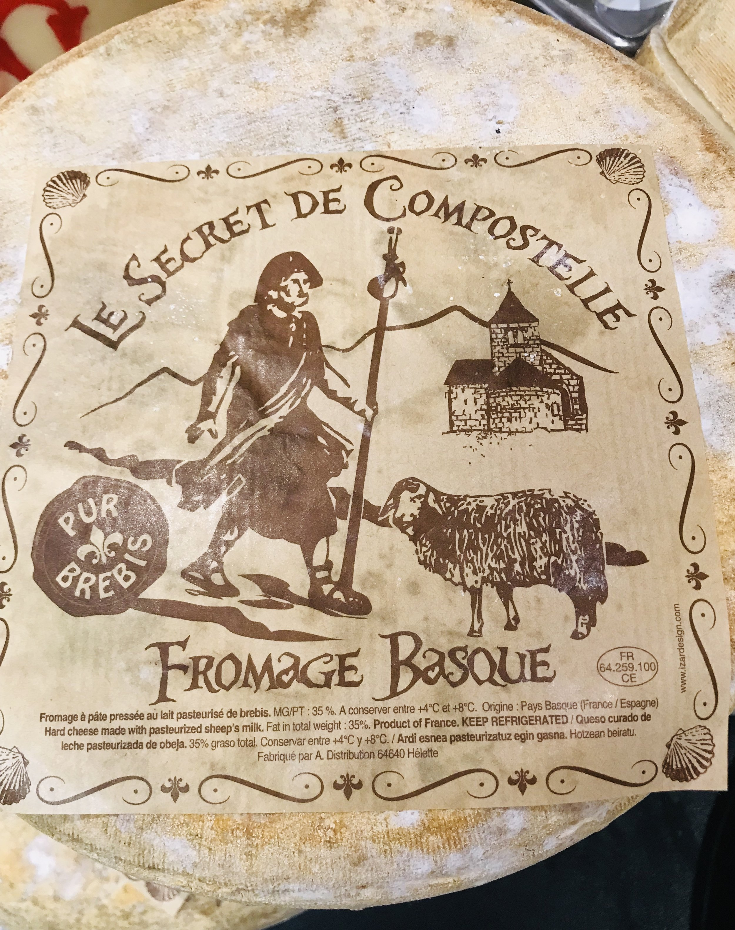 Le Secret de Compostelle is on special this week at Russo's! Stop by for a sample.
