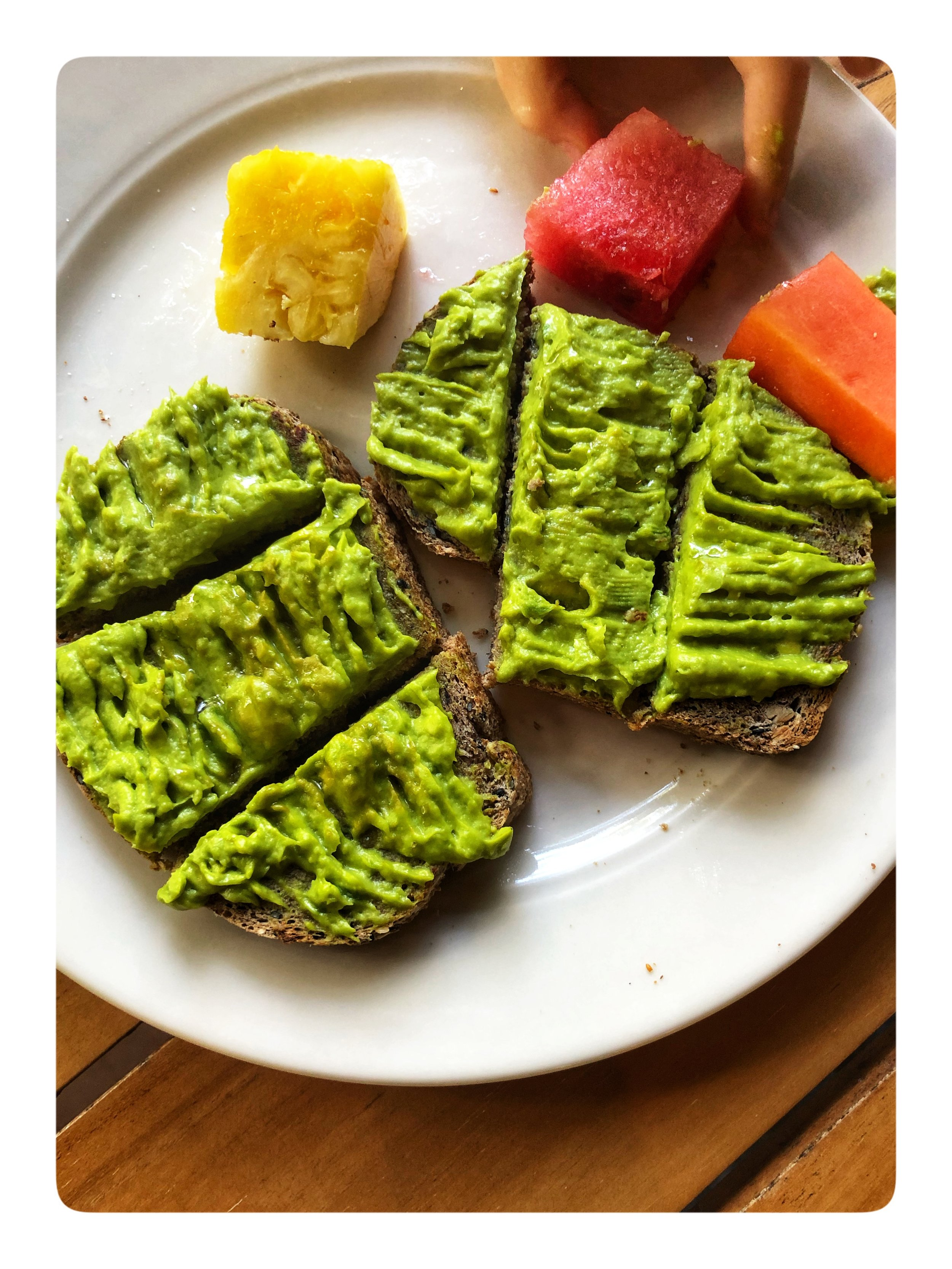 Avocado Toast is arguably the greatest way to start your day and so easy to make. Enjoy!