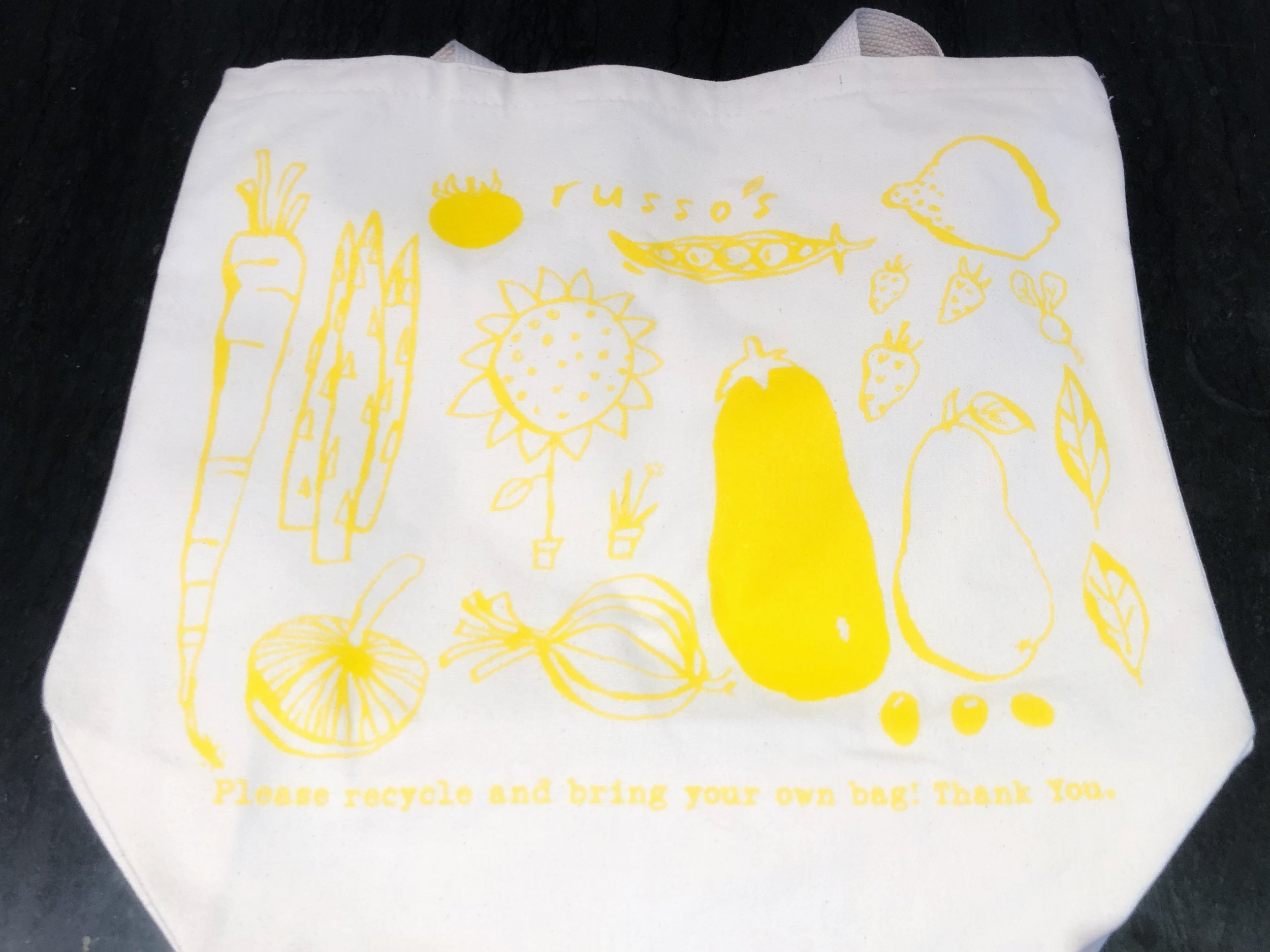 Our new yellow tote bag for summer is all the rage! Enter to win a free tote bag (see above)!
