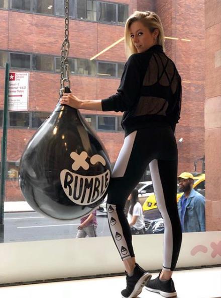 Dagmara Rumble Boxing