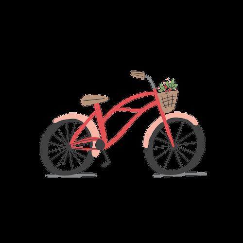 self care illustration bike.png