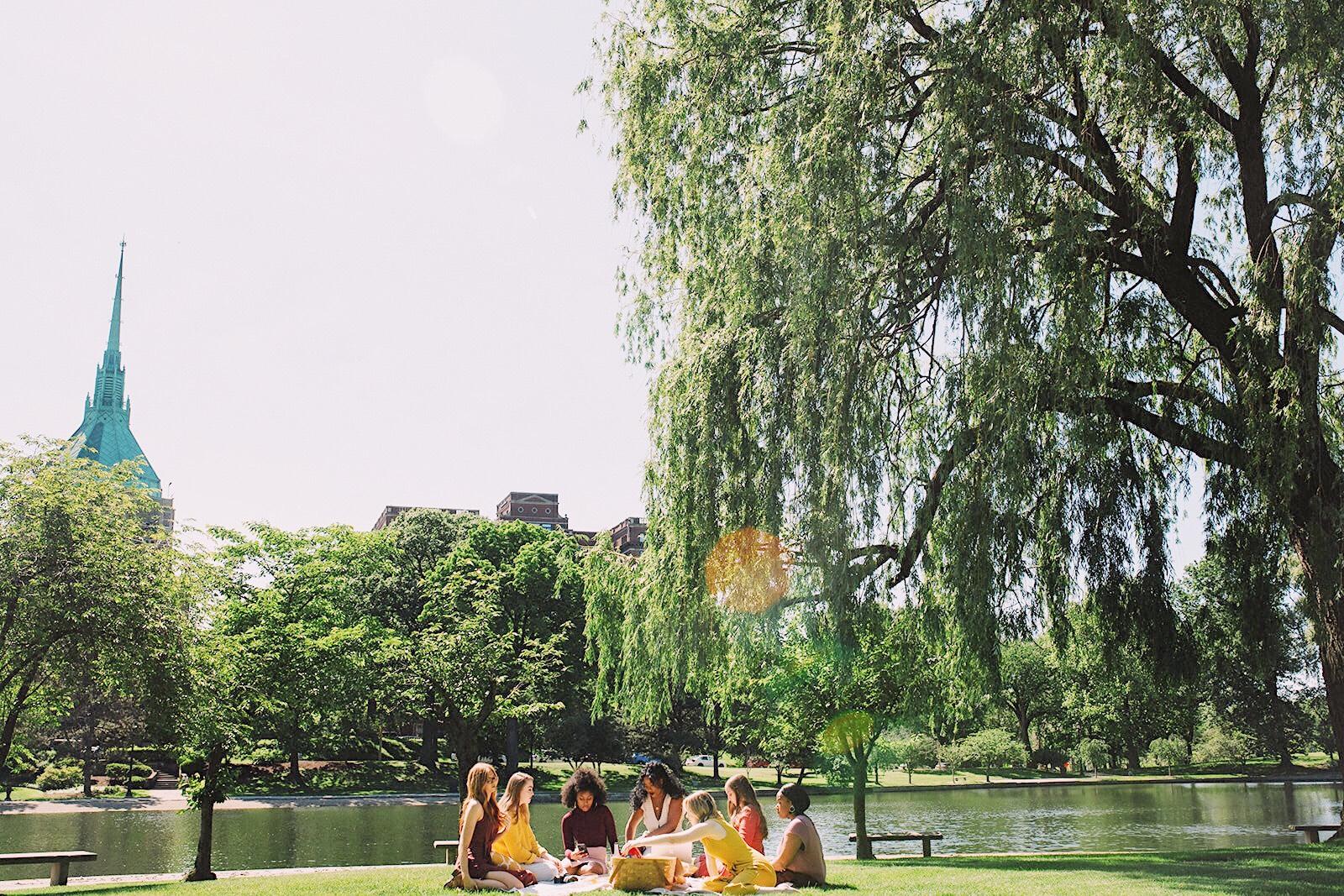 summer 2019 intern picnic