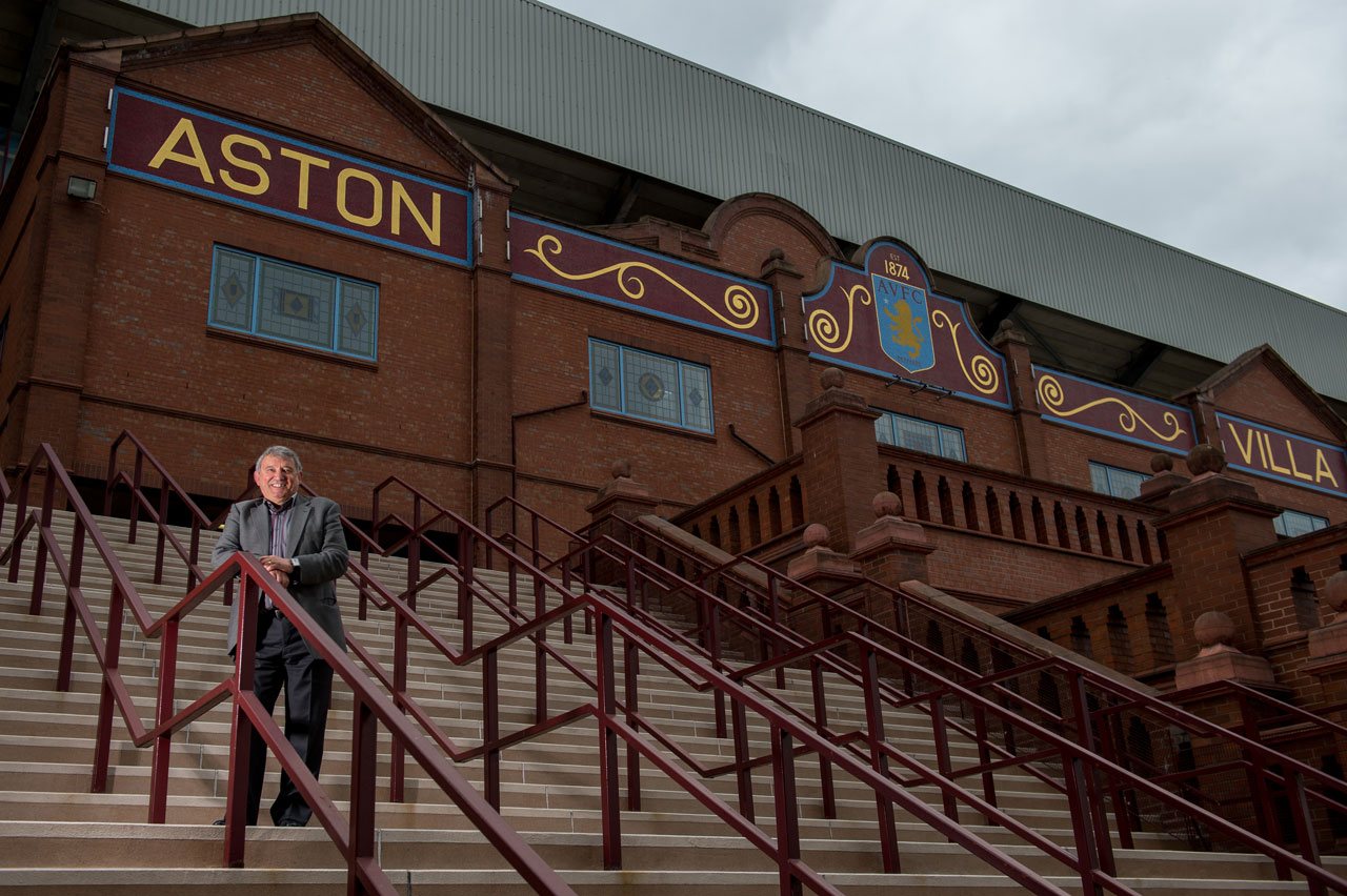 Graham Taylor Aston Villa