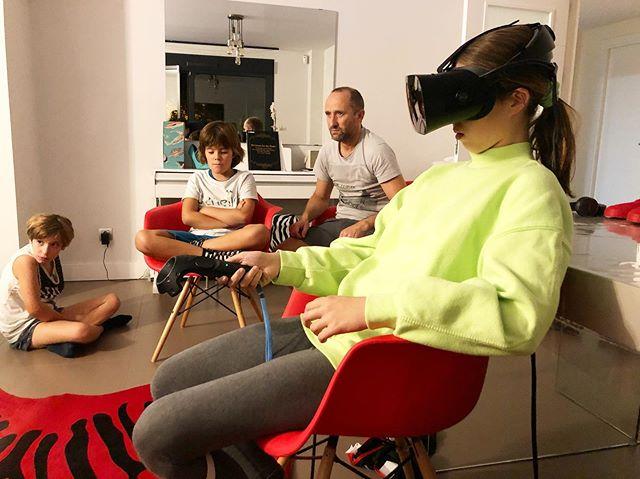 🥽 Quando es mi turno? #flightsimulator . . . #vr #virtualreality #realidadvirtual #varjovr #varjodotcom #bionicresolution