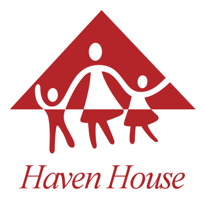 Haven House - Provides emergency housing and support services for one-parent and two-parent families with children.