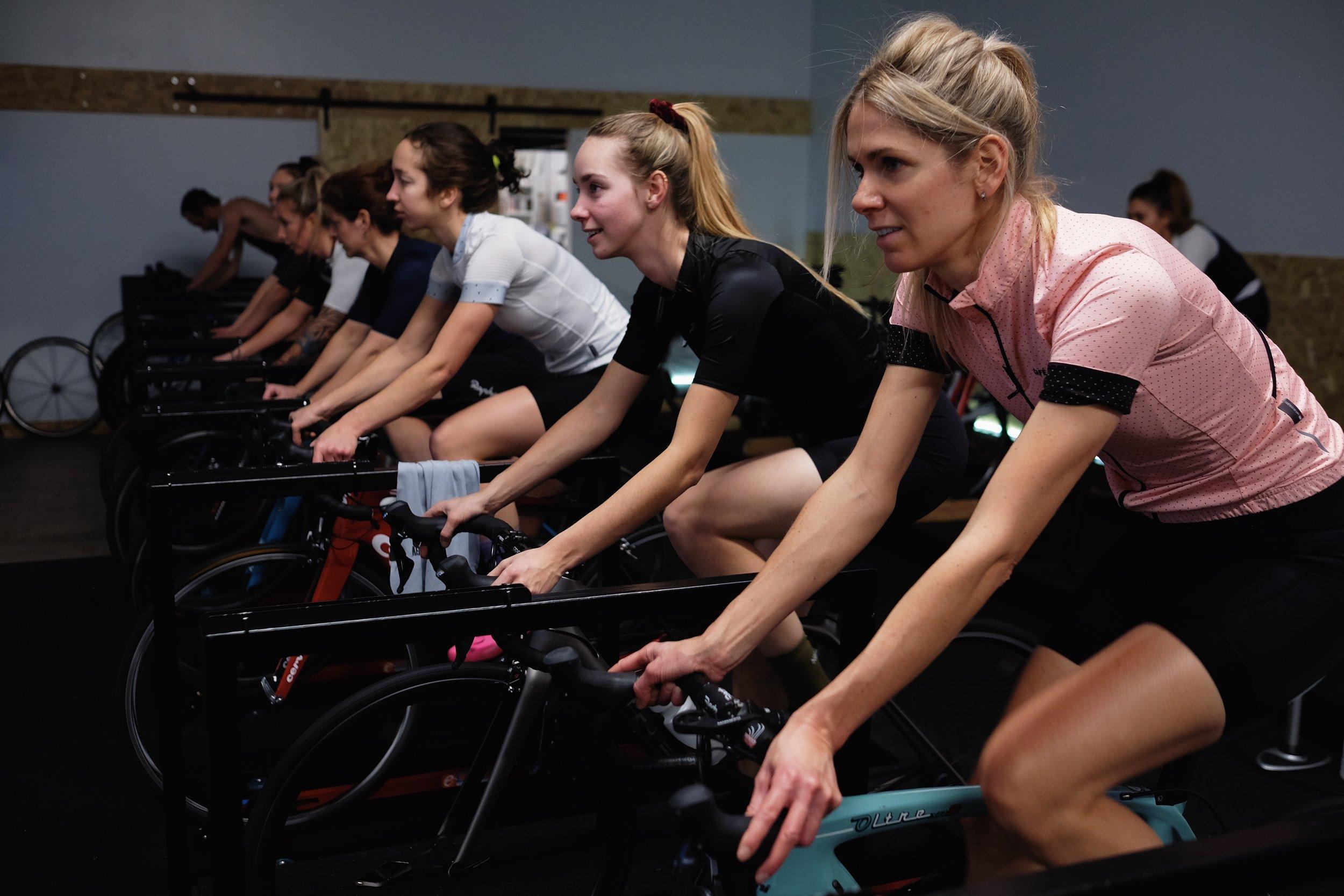 Collectif Vélo Cartel - Division féminine