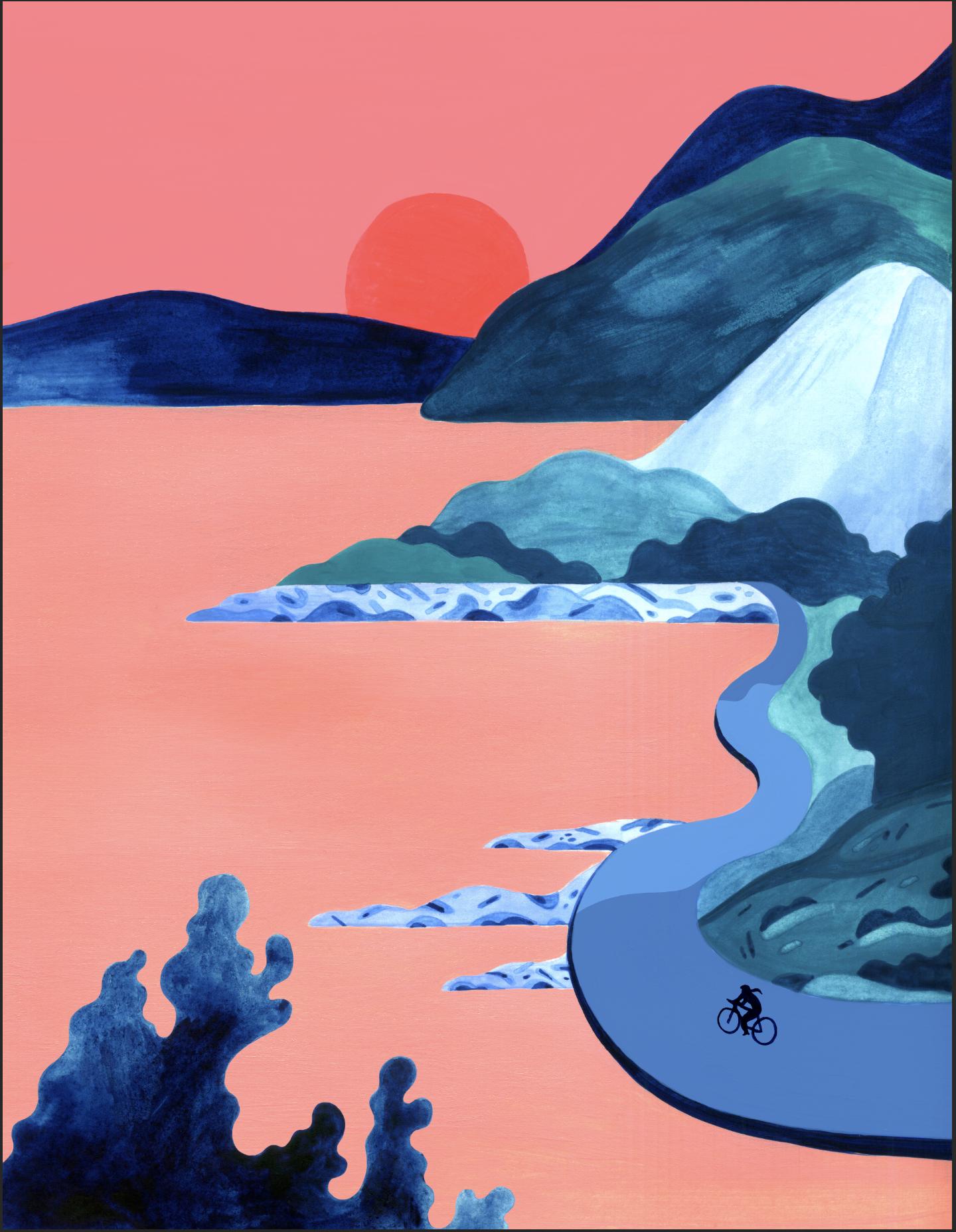 Illustration par Florence Rivest pour le Collectif. Vous voulez vous procurer une affiche pour financer l'équipe? Écrivez-nous!