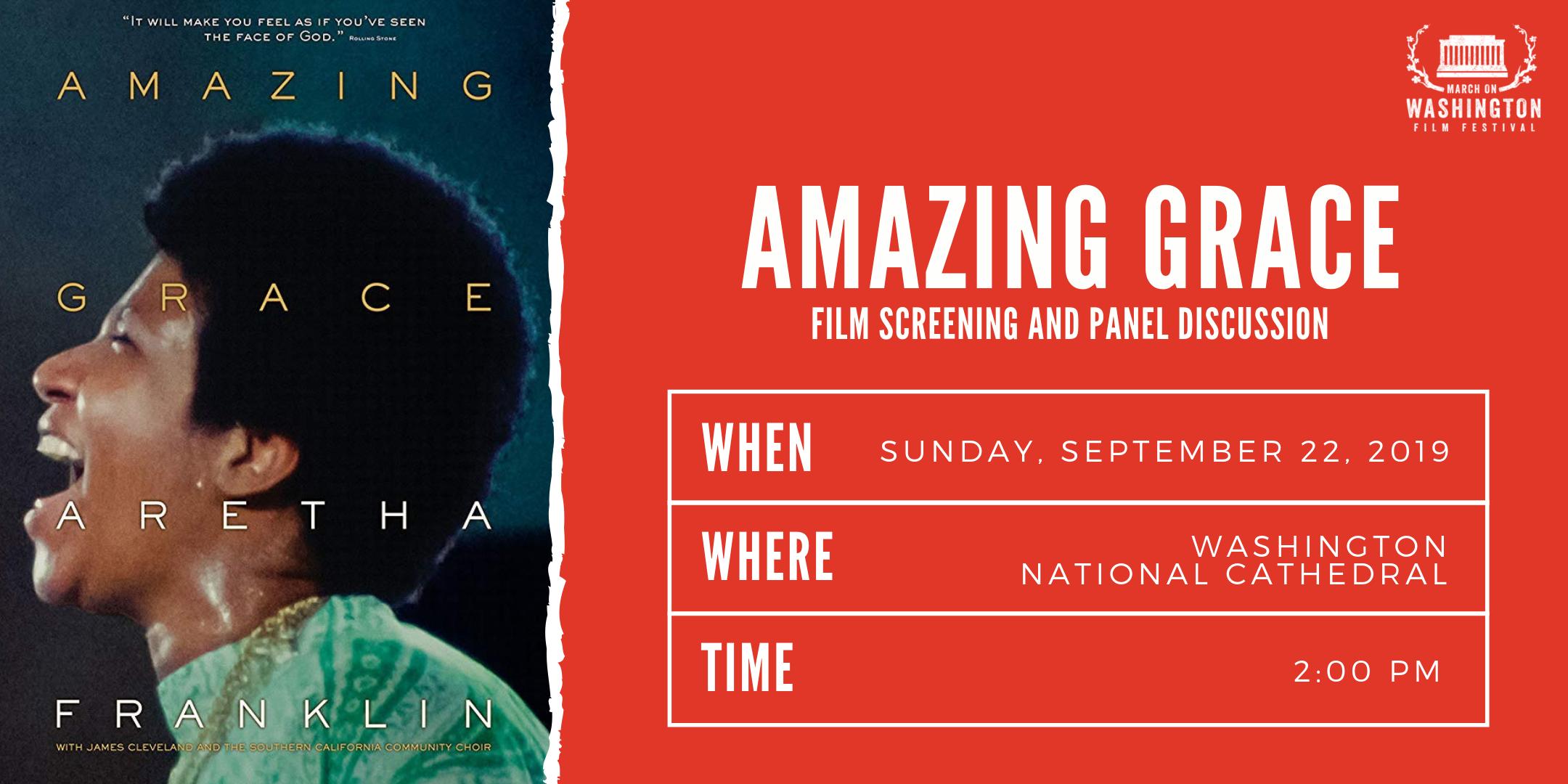 2019 March on Washington Film Festival — March on Washington