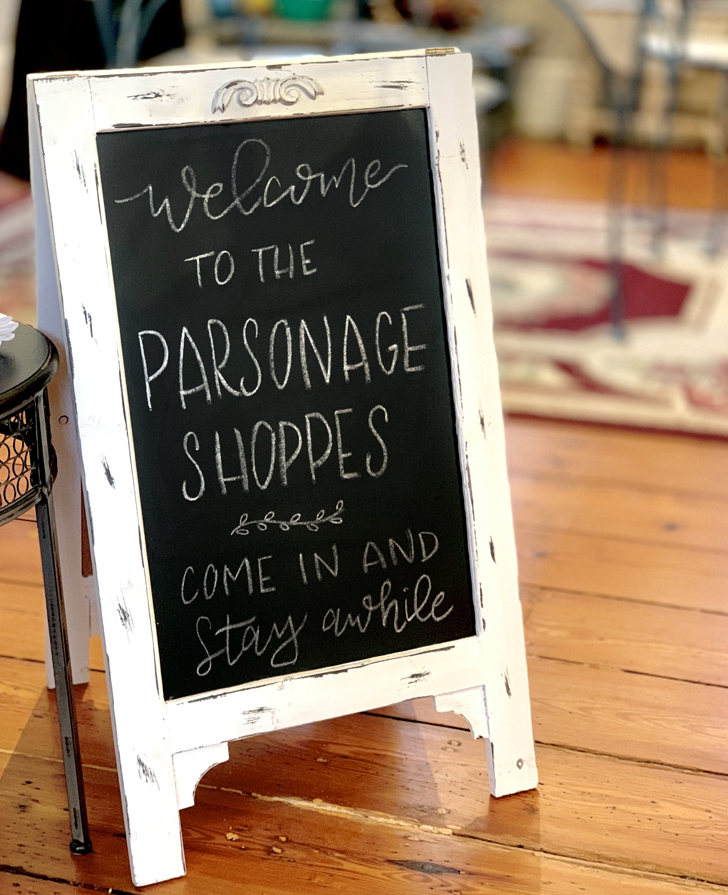 The Parsonage Shoppes - 182 N. Main Street, Manahawkin, NJ 08050Open Daily