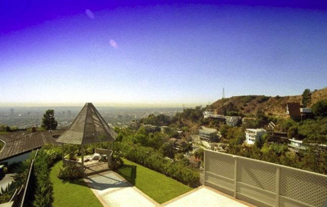 dramatic hollywood hills.JPG