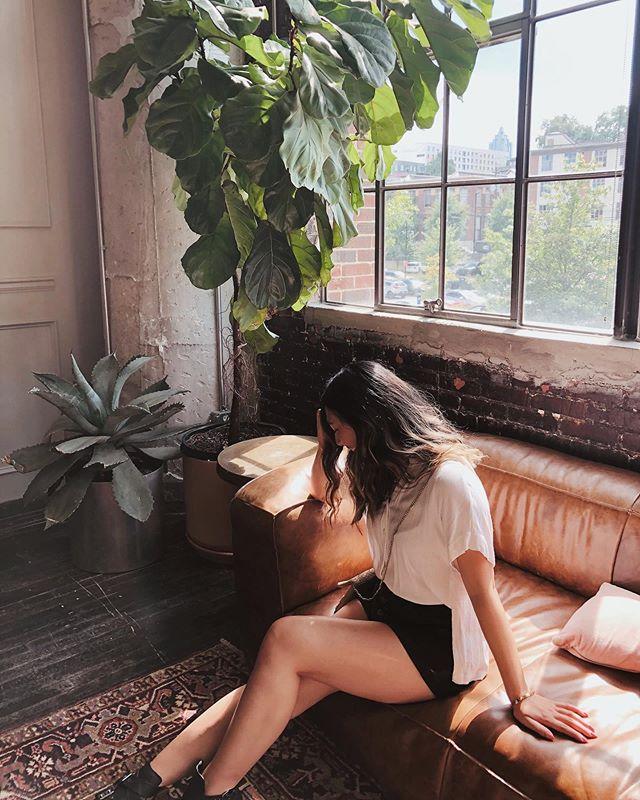 Crazy plant lady now 📸: @sherrielpadua