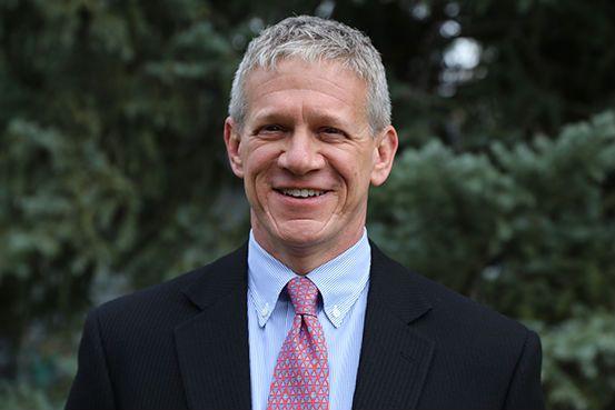 Photo of Dr. Todd Dorfman