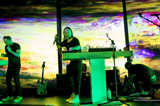 Looking back at #thomyorke photos from his #sandiego #concert ... still on cloud 9 #suspiria #radiohead #concertphotography