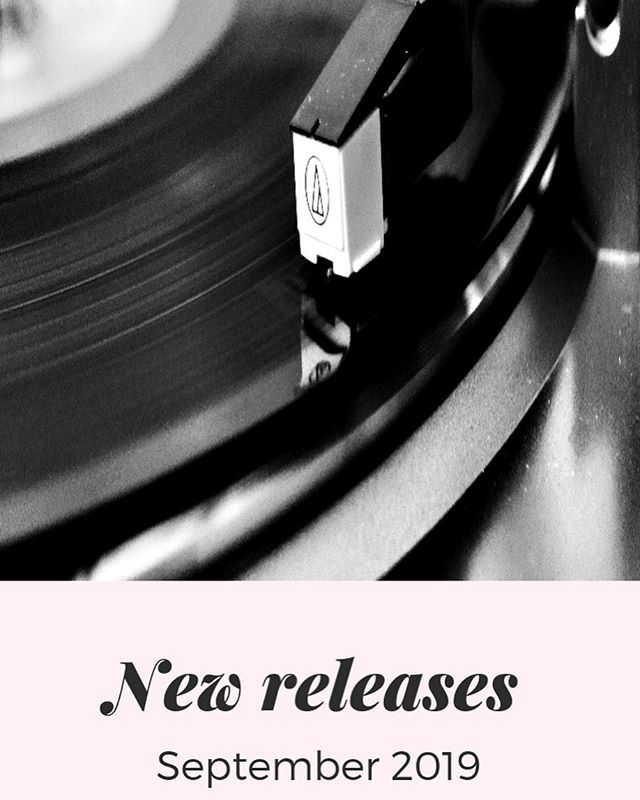 Check out the on www.theanthrocene.com all the new releases for this month  #newmusic #upcomingreleases #musicblog  #musicnews #blog #blogger