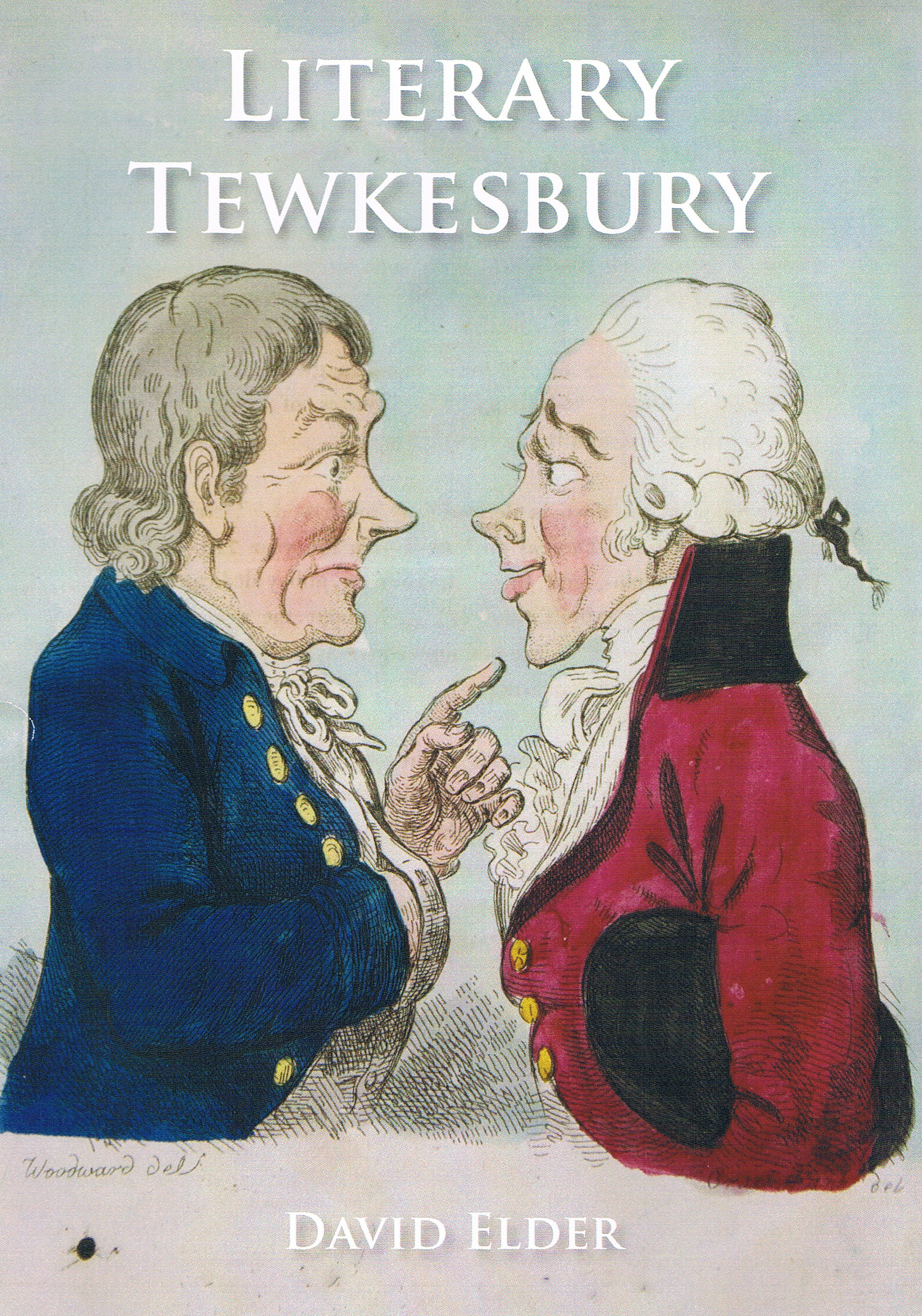 Published in April 2016 by  Tewkesbury Historical Society  as a limited edition. Also available as an e-book.  'Literary Tewkesbury' presents a fascinating collection of quotations, images and commentary that provides a totally new perspective on Tewkesbury's history. Fully illustrated in colour and black and white. Complete with index and a literary walk around the town.