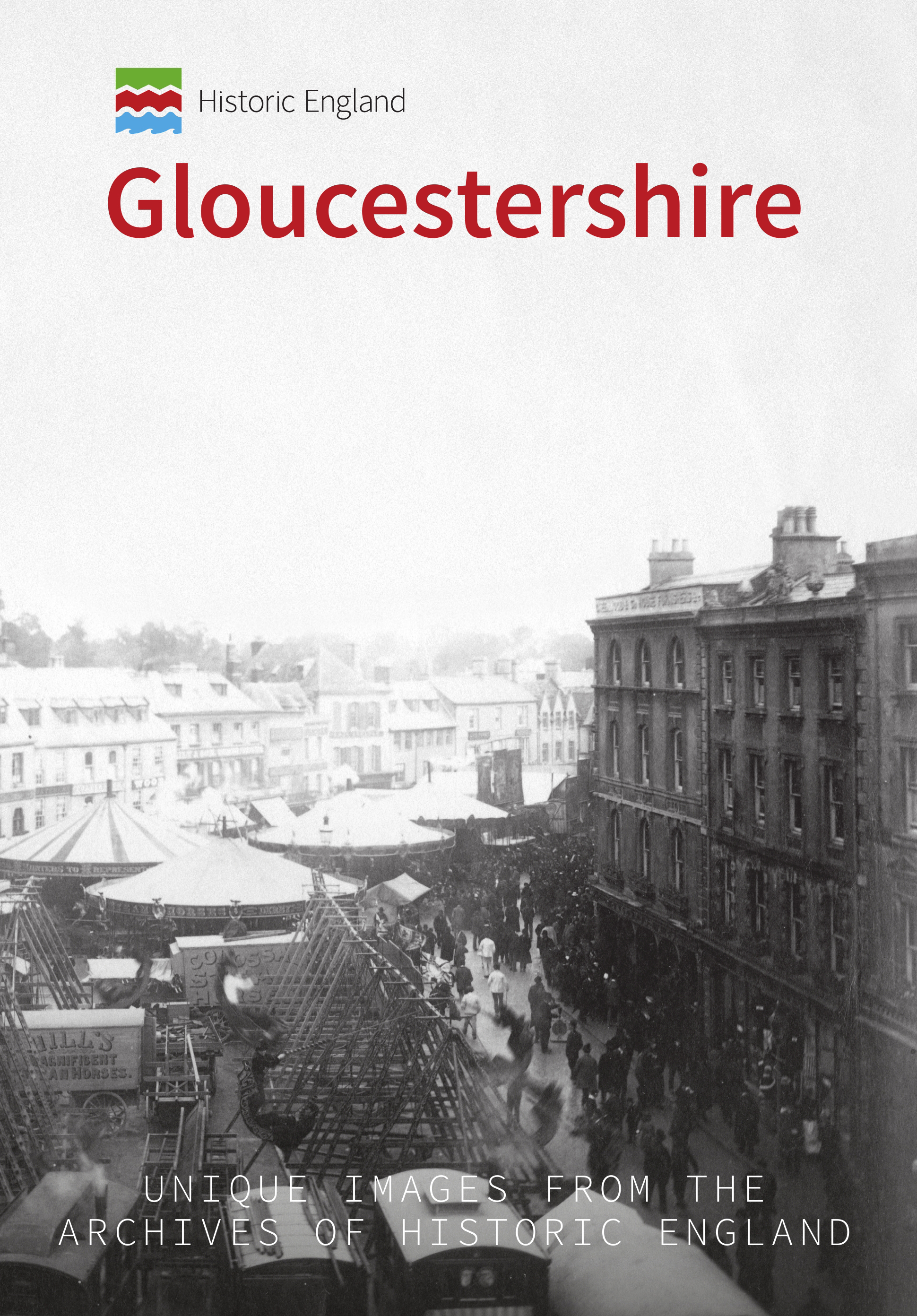 Published in August 2019 by Amberley, and also available via Amazon. Also available as an e-book.  The photographs are taken from the Historic England Archive, a unique collection of over 12 million photographs, drawings, plans and documents covering England's archaeology, architecture, social and local history. Pictures date from the earliest days of photography to the present and cover subjects from Bronze Age burials and medieval churches to cinemas and seaside resorts.