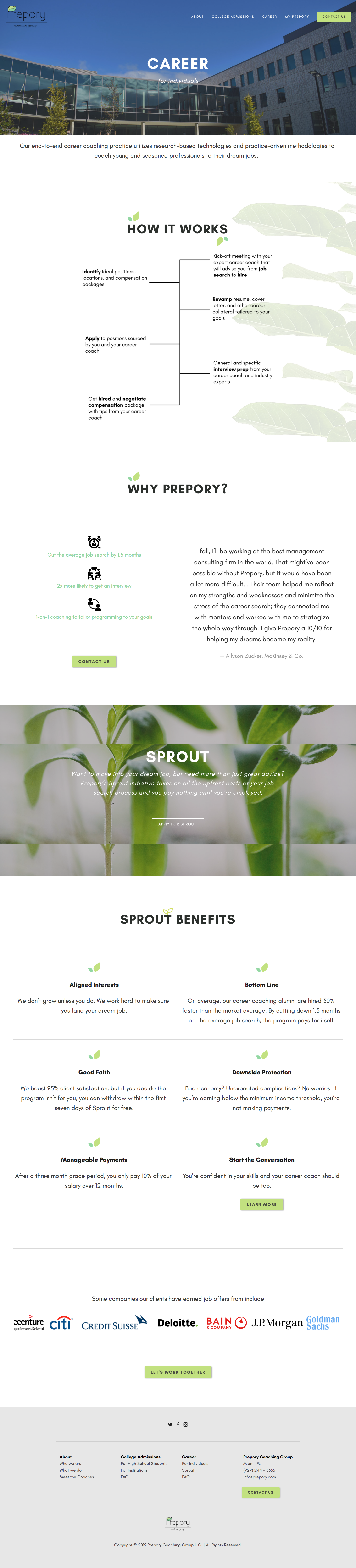Squarespace website design seo Lauren Aloia