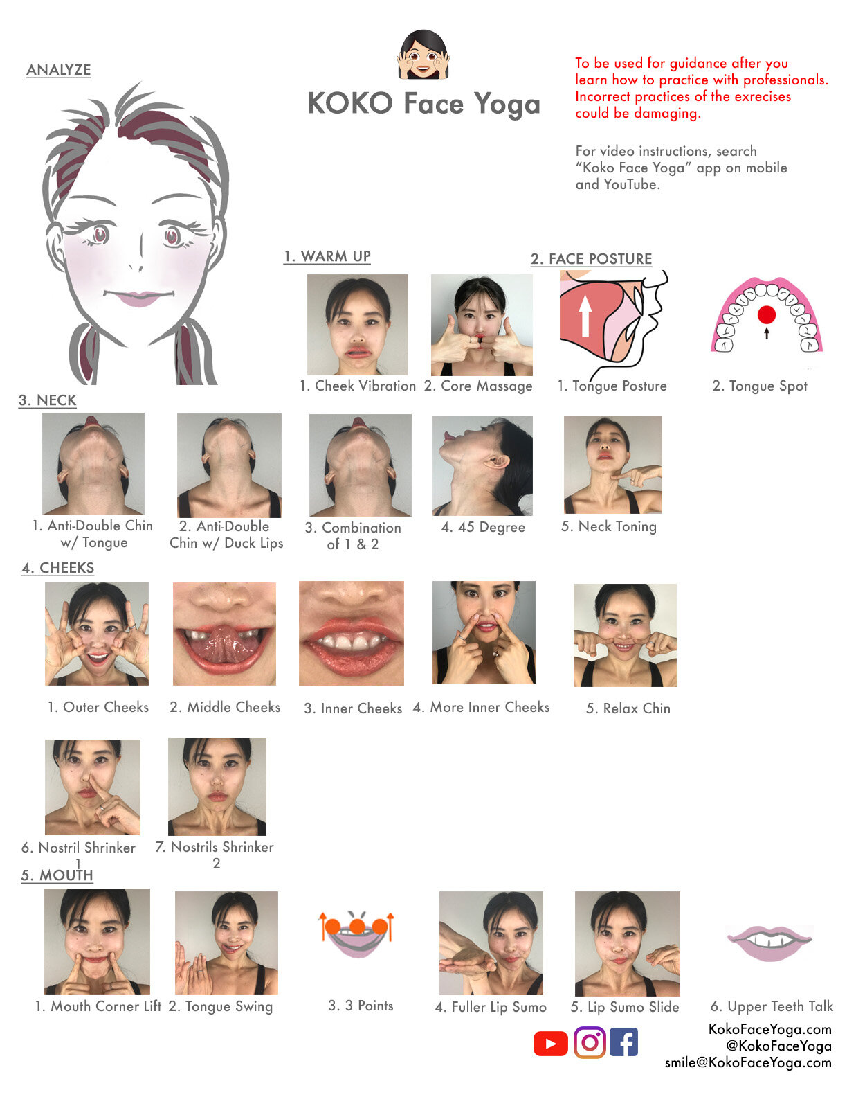 Face Yoga Poses Front Koko Oct 2019.jpg
