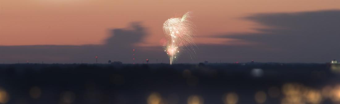 Firework Finale (2014)