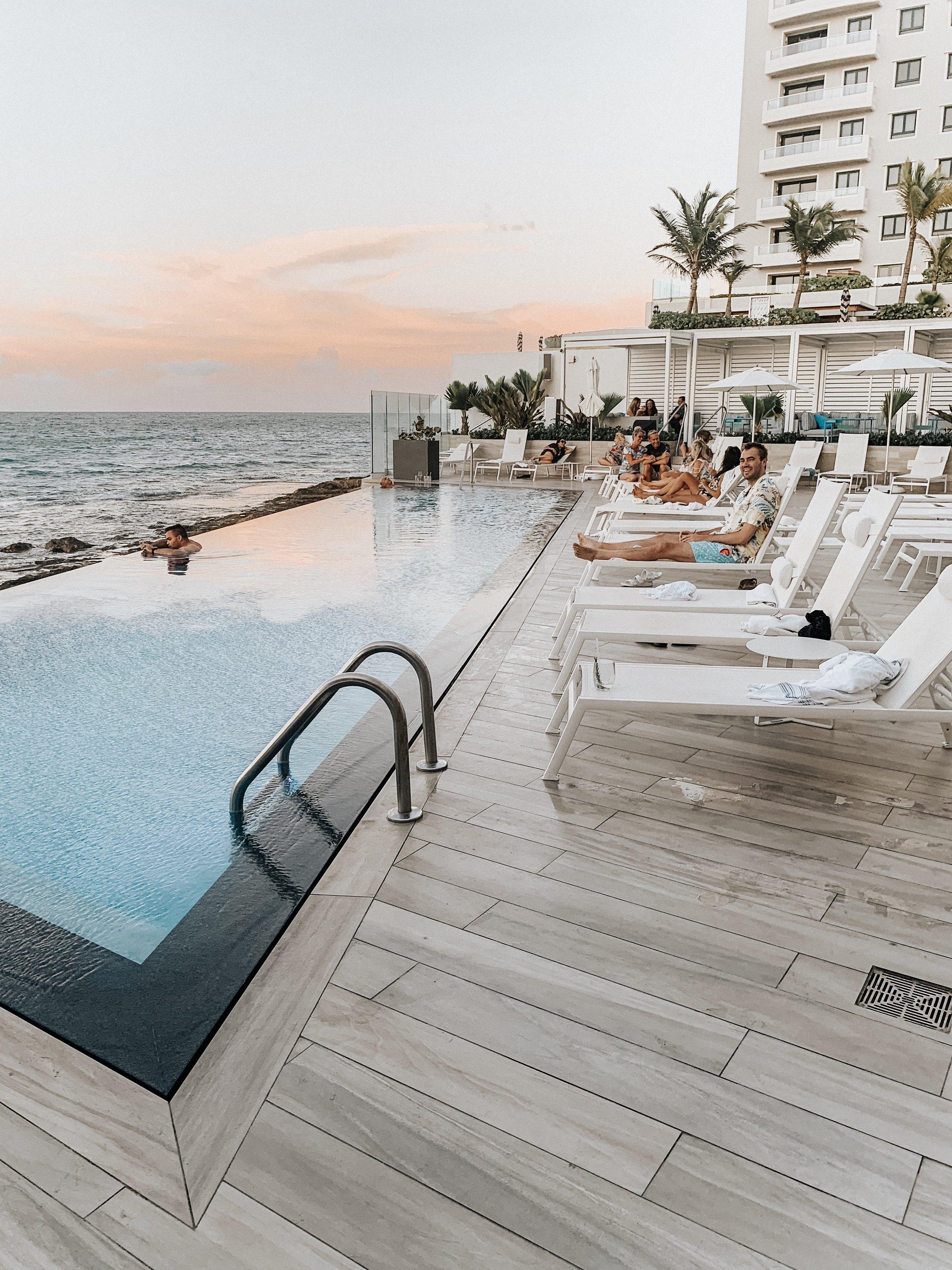 Paige Previvor // Serafina Beach Hotel // PR