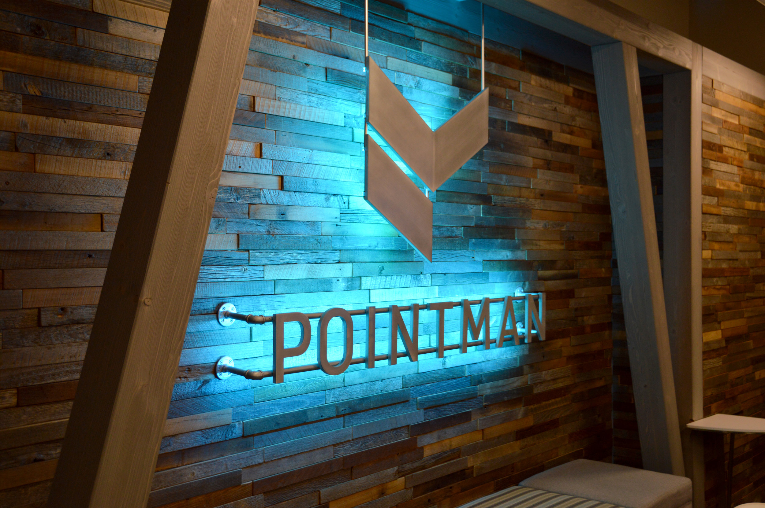 Pointman - Conference Room Display