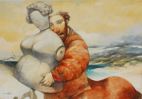 Art by Alexander Daniloff