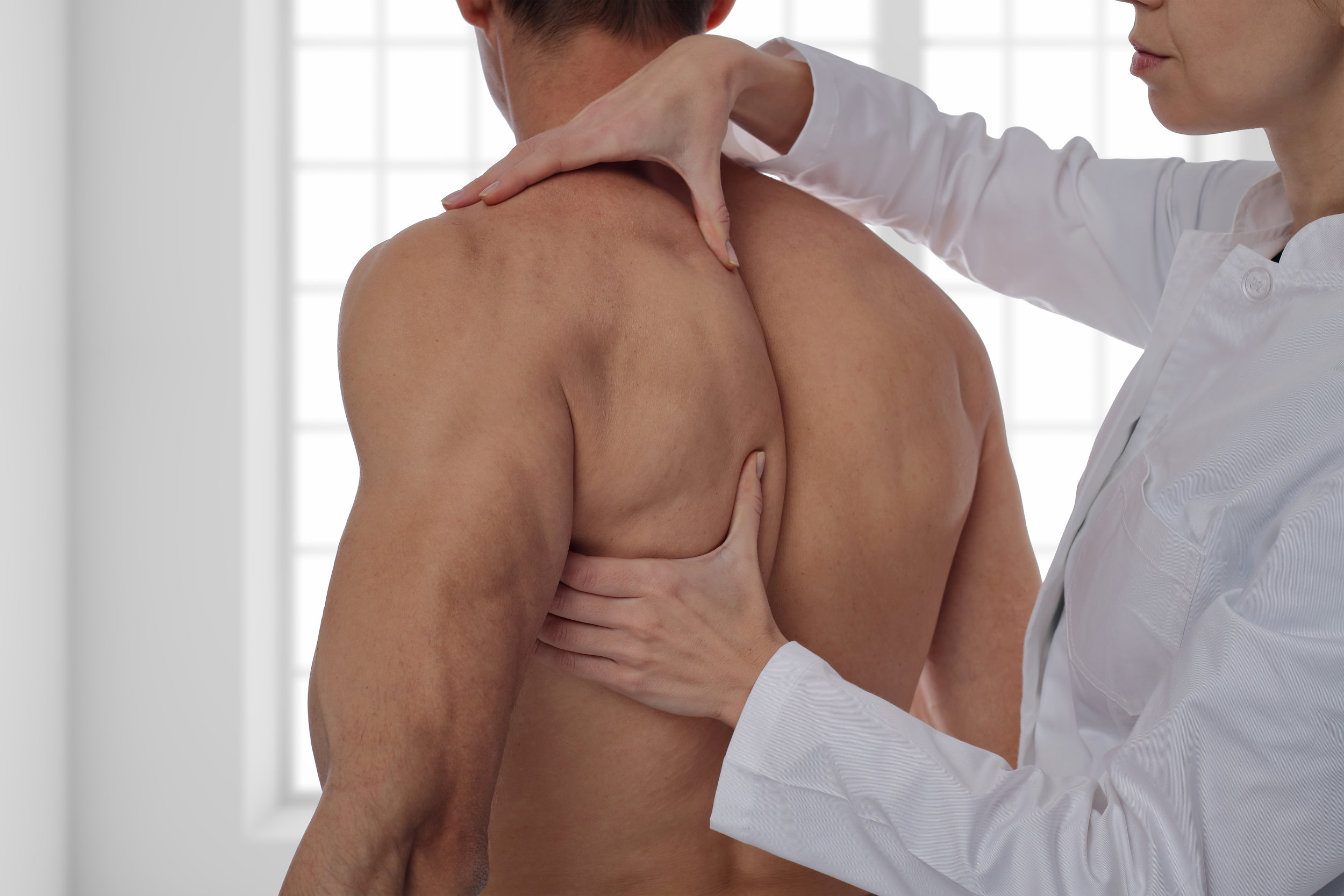 OSTEOPATHIC CHECKUP AND TREATMENT