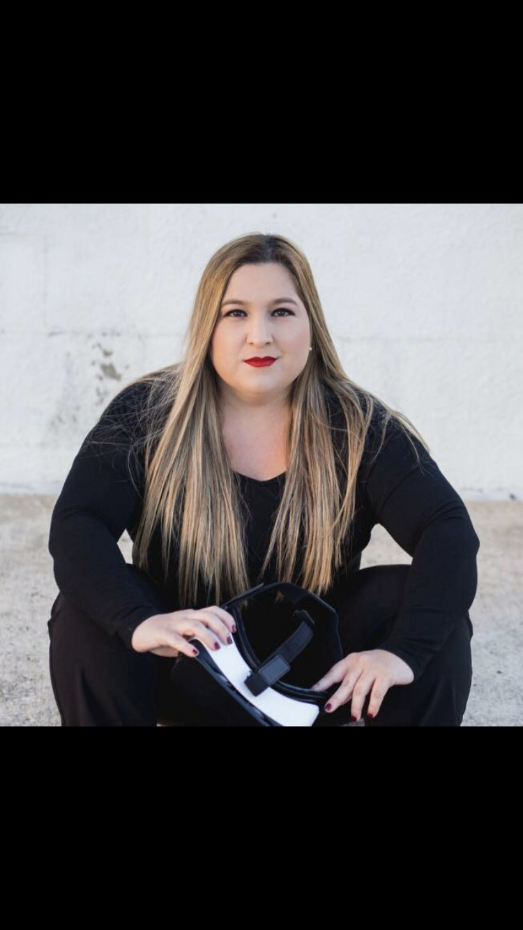 Cathy Hackl: HTC evanglist