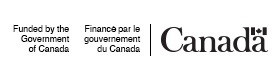 Funded by the Government of Canada.