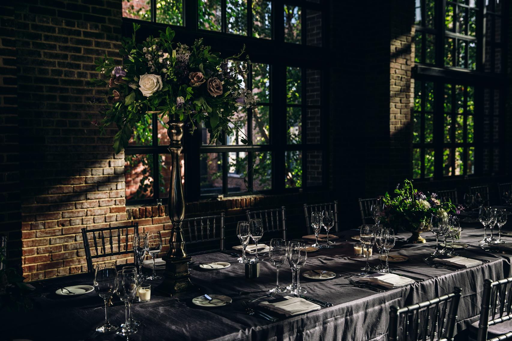 Wedding reception at the Ritz Carlton, Georgetown, Washington DC