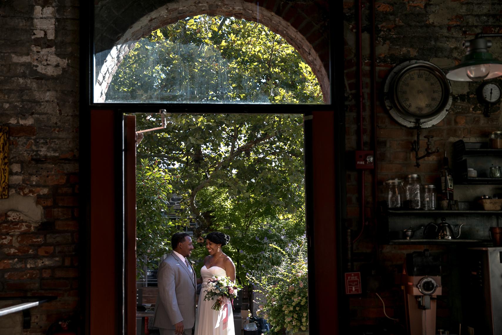 Woodberry Kitchen Wedding, Baltimore Maryland