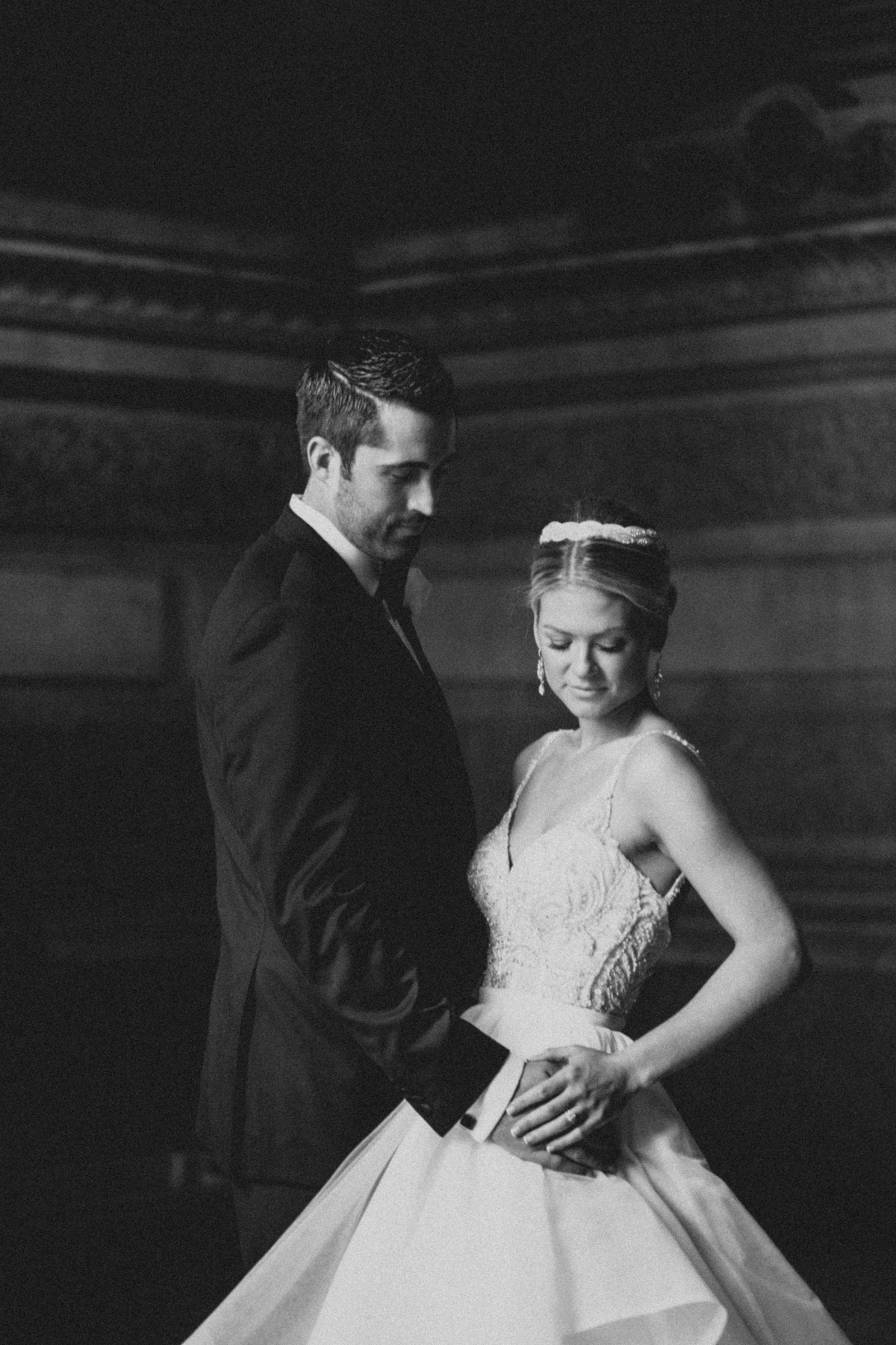 Kelsey and Mike Hyatt at the Bellevue Philadelphia Wedding-51.jpg